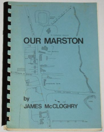 Our Marston, by James McCloghry